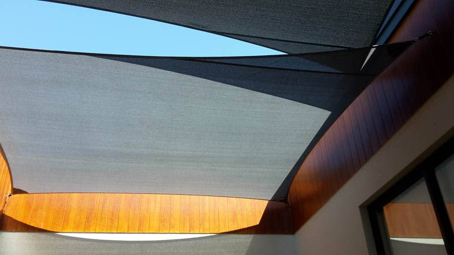 Residential Shade Sails Online - Stuart Bell Shade Sails