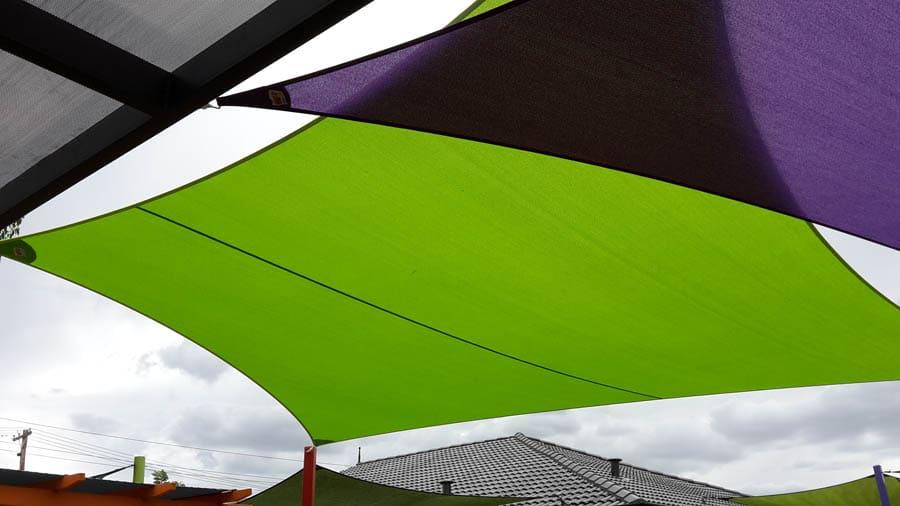 Sail Shade Canopy - Stuart Bell Shade Sails