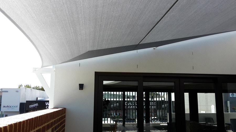 Big Shade Sails - Stuart Bell Shade Sails